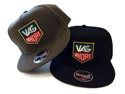 VAG WHORE Snapback-lippis