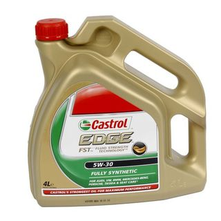 Castrol Edge 5W-30  full synthetic 5 Litra