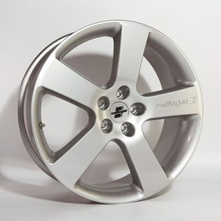 "Oettinger RXX 8,5x19"", 5x112 ET 50 Silver Gloss Finish"