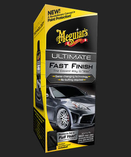 Meguiar´s Ultimate Fast Finish, Hoitoaine