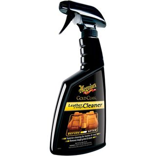 Meguiar's Gold Class™ Leather cleaner