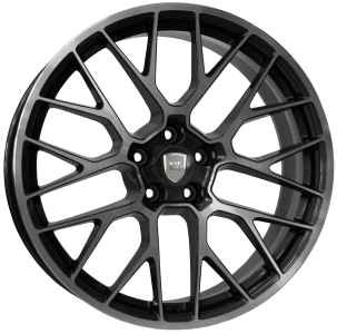WSP Italy: W1056 Fuji Anthracite Polished 20""