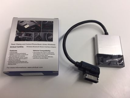 Airdual CarElite 300A AUDI/VW/MB BLUETOOTH-AUDIO