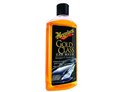 Meguiar's Gold Class™ Car Wash Autoshampoo & vaha