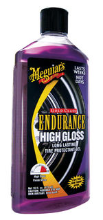 Meguiar's Endurance High Gloss Tyre Protection Gel Rengaskiilloke