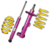 KW Sport Suspension 60/40mm E30 Cabrio 1986-1992