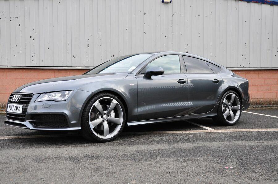 Audi A7 Hinta